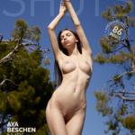 Hegre-Art presents photos Aya Beshen – Nude Sunbathing
