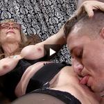 FemdomEmpire – Nina Hartley – Pussy Licking Boy Toy