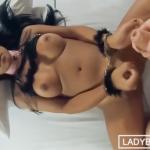 LadyboyVice Ladyboy Nana Used For A Sperm Target