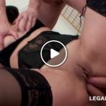 LegalPorno – DAP Destination 4on1. Kirshley Swoon first DAP, DP, multiple facial, gapes, short fart games GIO159