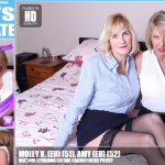 Mature.nl – Molly V. (EU) (51), Amy (EU) (52) – Mat-Tower23 – Mature Lesbians Fating Eachothers Pussy