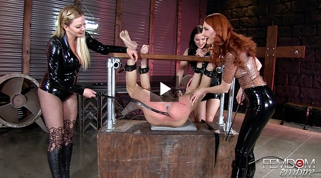 FemdomEmpire_-_Alexandra_Snow_Kendra_James_Lexi_Sindel_-_Spread_Wide_and_Beaten_Red.png