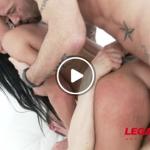 LegalPorno – Samantha, Erik Everhard, Mike Angelo – Hot slut Samantha assfucked & double anal (DAP) SZ1207
