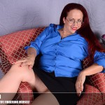 Mature.nl – Ava (50) – USA-Tob049 – American Housewife Fingering Herself