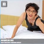 Mature.nl – Jacquelin (46) – Mat-EU-Alex150 – Hairy Housewife Fingering Herself
